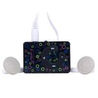 New Arrival Portable Mini Clip USB MP3 Music Player TF Card Slot With MP3 Earphone Mini