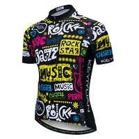 2019 Ciclismo Jersey uomo Pullover Della Bici Della Bicicletta Magliette e camicette pro Squadra Ropa Ciclismo mtb Mountain Bike ciclo Della Camicia maglia traspirante colorato