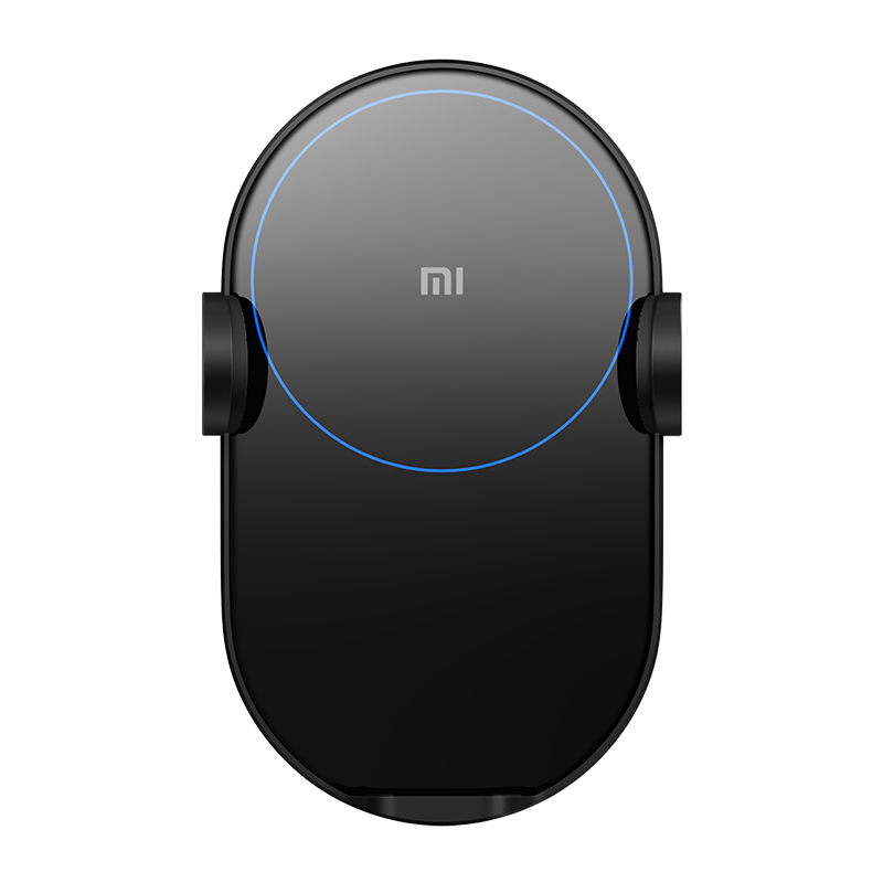 Image 3 - Original Xiaomi Wireless Car Charger 20W Max Electric Intelligent Infrared Sensor Wireless Qi Quick Charging Mi Phone Holder-in Car Chargers from Cellphones & Telecommunications