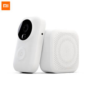 Xiaomi Doorbell-Set Identification 720P Video Ai-Face Motion-Detect Mi Smart Home-App
