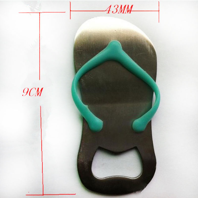 18147423e Creative Sandals Shose Beer Bottle Opener Red Wine Openers Slipper Shaped  Wedding Favor Gifts-in Openers from Home   Garden on Aliexpress.com