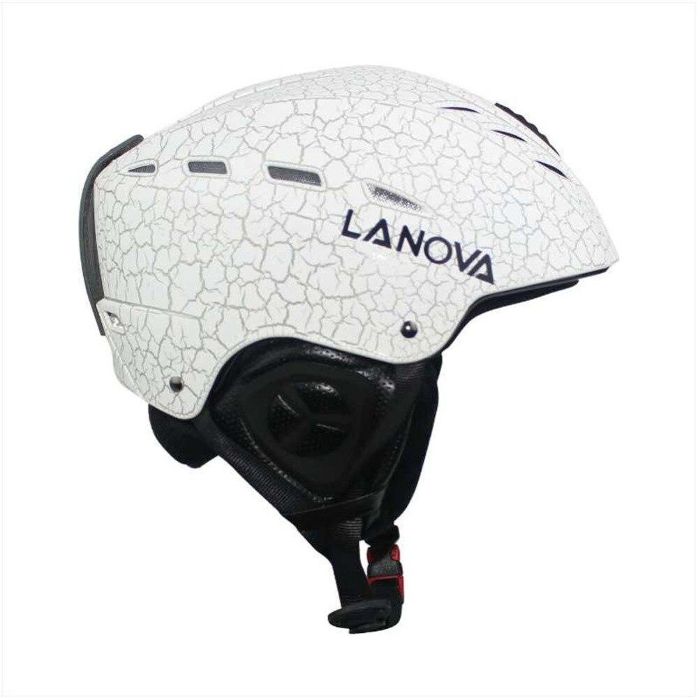 Лыжный шлем марки ЛАНОВА взрослый лыжный шлем шлем для катания на коньках / скейтборде многоцветный шлем для снега
