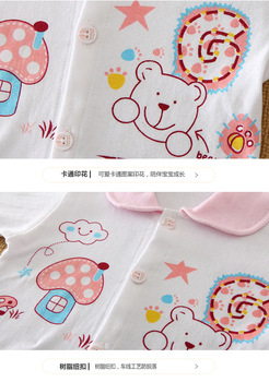18pcs/set newborn girl clothes 0-3 months long sleeve cotton new born baby boy clothing gift sets suit summer infant clothing 5