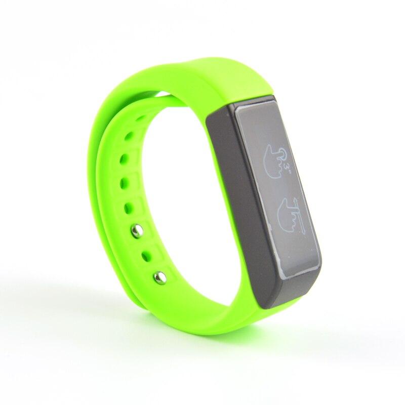 Original iwown i5 plus Smart Band Wristband Handsel A Strap Fitness Tracker OLED TPU Sleep Monitor