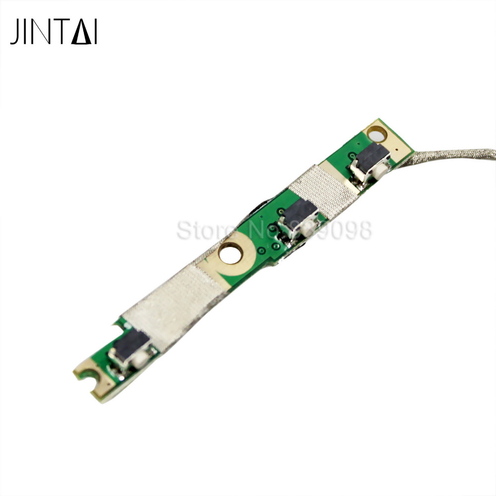 JINTAI LAPTOP Power Button switch Board W/ CABLE on-off  For Dell Inspiron 13 7368 5368 03G1X1