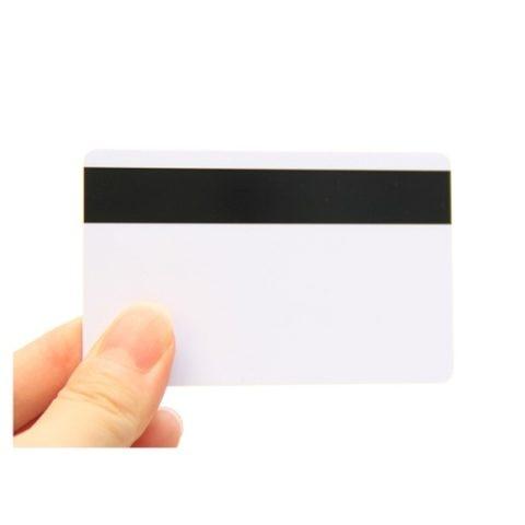 200pcs NFC S50 MF1 Writable & Hi Co Magstripe Inkjet Printable White PVC Cards