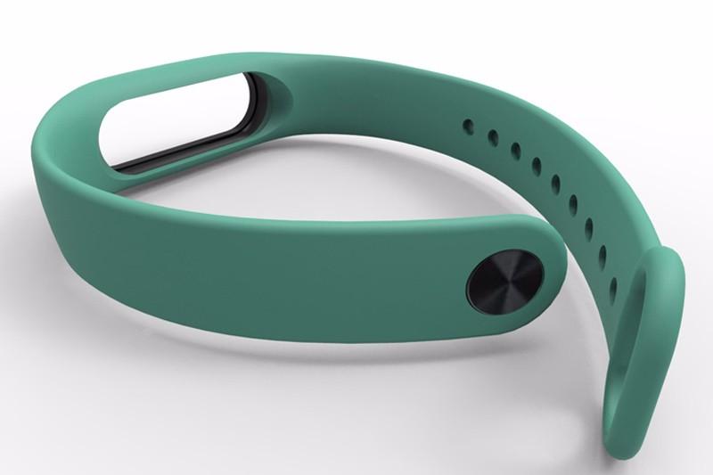 IN STOCK Xiaomi Mi Band 2 Colorful Silicone Strap For Xiaomi miband 2 Bracelet Replace Smart Wrist Strap Mi Band Accessories 29
