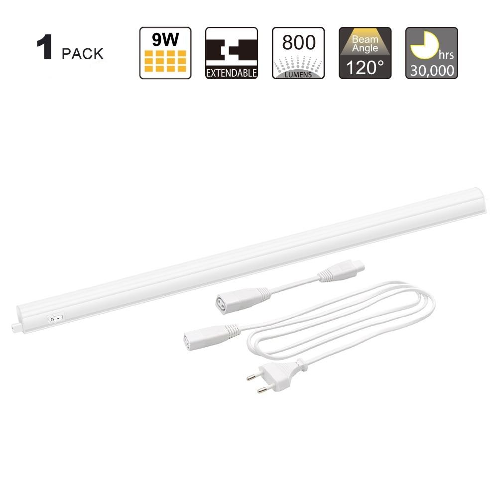 3 stücke 30 cm LED Schrank Licht Ultra Dünne Dimmbare LED Starre Bar ...