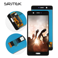Srjtek Screen For Nokia 5 LCD Display Touch For Nokia N5 TA 1008 TA 1030 Digitizer