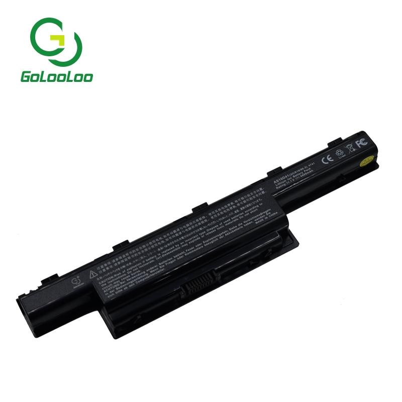 Gololoo 11.1v μπαταρία v3-571g για Acer Aspire AS10D31 - Αξεσουάρ για φορητό υπολογιστή - Φωτογραφία 5