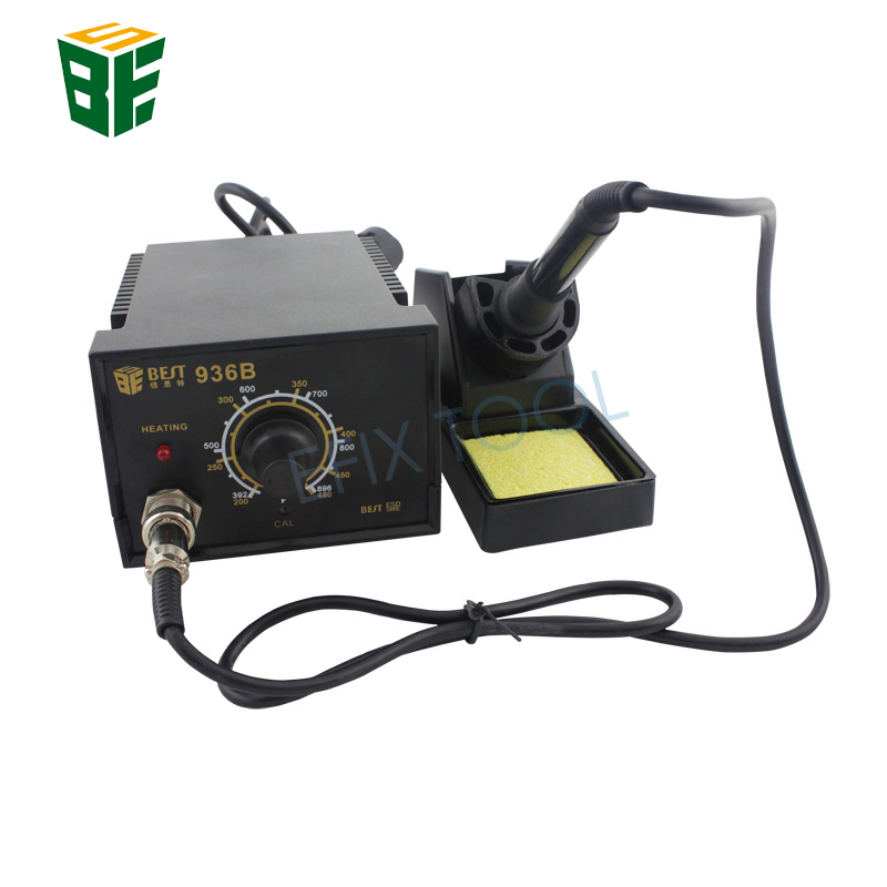 BST -936B Welding adjustable temperature electric welding stations antistatic soldering iron soldering rework station