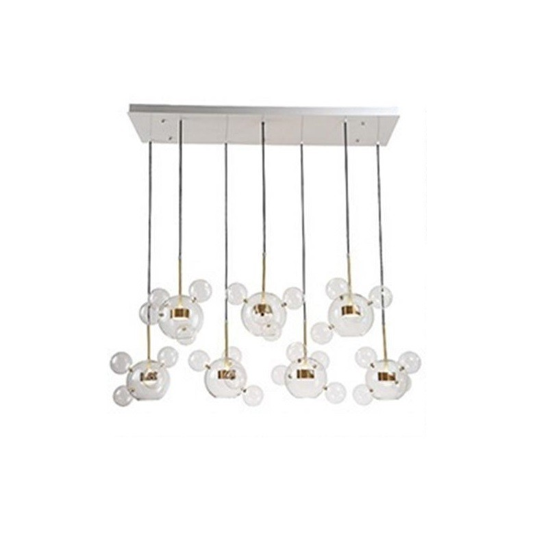 Deco Chambre Fille Lustre Pendente Industrial Lamp Led Lampen Modern ...