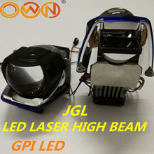 DLAND JGL BI LED LASER PROJECTOR LENS 3 , WITH EXCELLENT LOW BEAM AND ASSISTING HIGH