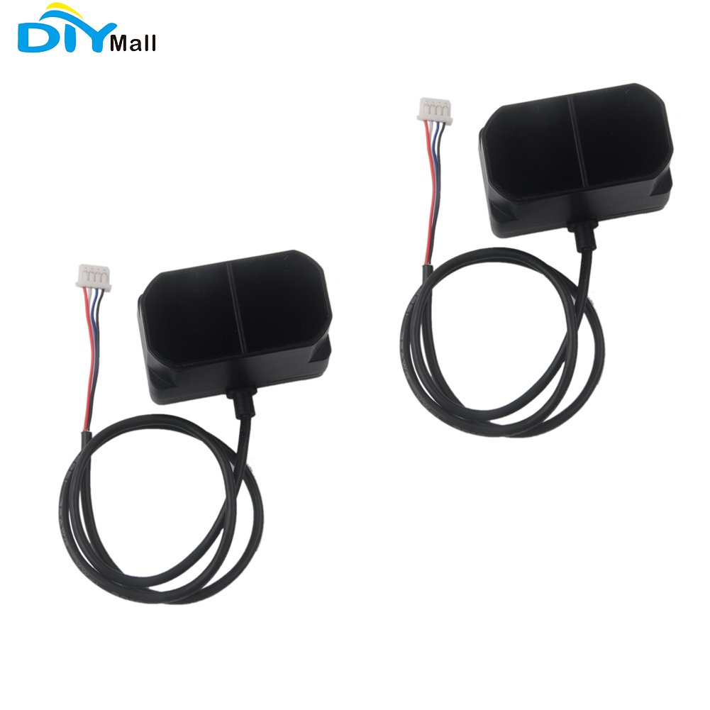 2pcs lot DIYmall for Benewake TFmini Plus Lidar Range Finder Sensor for Arduino IP65 Waterproof Anti