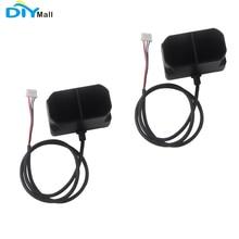 2 pçs/lote DIYmall para Benewake TFmini Plus Lidar Range Finder Sensor para Arduino IP65 À Prova D Água, Anti poeira UART, I2C, I/O 1 ~ 1000Hz
