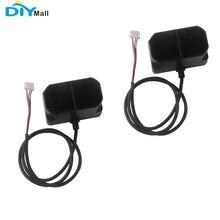 2 stks/partij DIYmall voor Benewake TFmini Plus Lidar Range Finder Sensor voor Arduino IP65 Waterdicht, anti dust UART, I2C, I/O 1 ~ 1000Hz