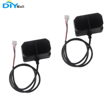 цена на 2pcs/lot DIYmall for Benewake TFmini Plus Lidar Range Finder Sensor for Arduino IP65 Waterproof, Anti-dust UART,I2C,I/O 1~1000Hz