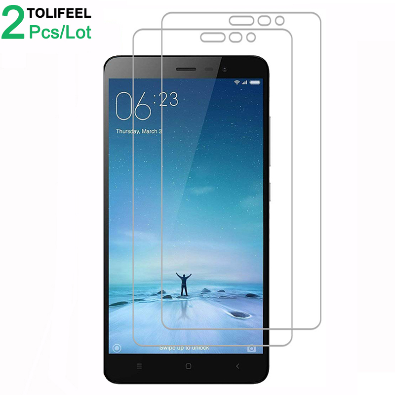 Tempered-Glass Xiaomi Redmi Note-3 Screen-Protector For 9H 2pcs