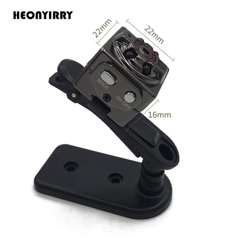 SQ8 Mini Kamera 1080 p Volle HD Nachtsicht Camcorder Bewegungsempfindliche PC Kamera DV DVR Video Recorder 120 Grad weitwinkel