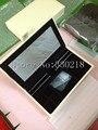Encantos y los granos y pulseras cajas Compatible con Pandora joyería cajas de regalos con espejo para la pulsera y el collar del estilo europeo