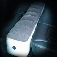 Надувная Автомобильная дорожная кровать матрас для авто сиденья аксессуары заднее сиденье подкладка для щели воздушная кровать Подушка От...