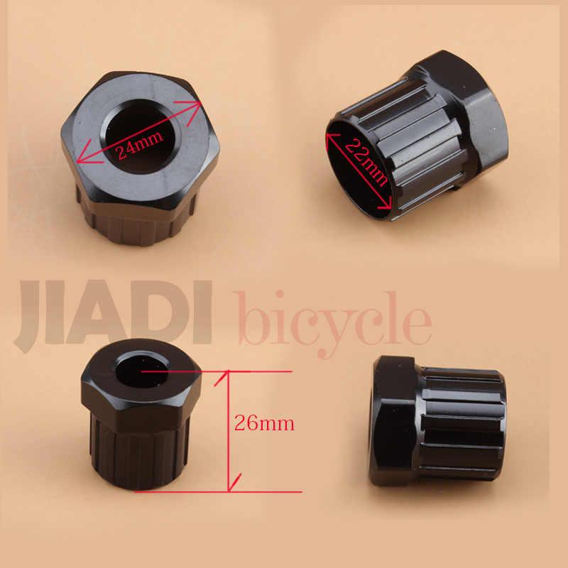 MTB Bicycle Freewheel Flywheel Cassette Remover Installation Tool Y5G7 M4J2