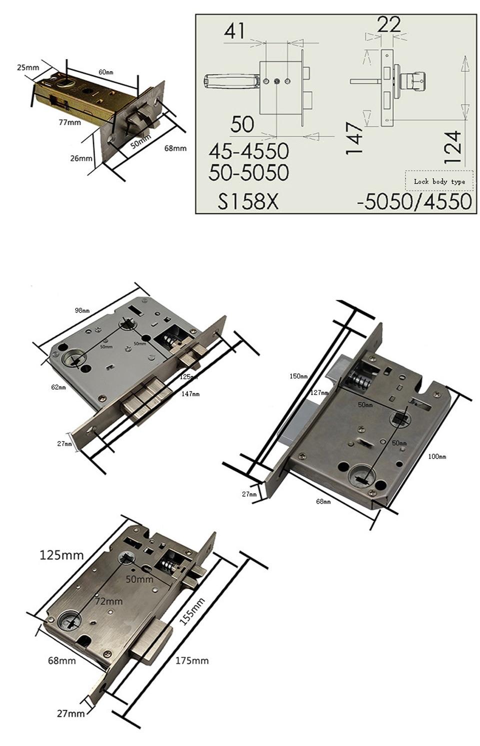lock body optional-960