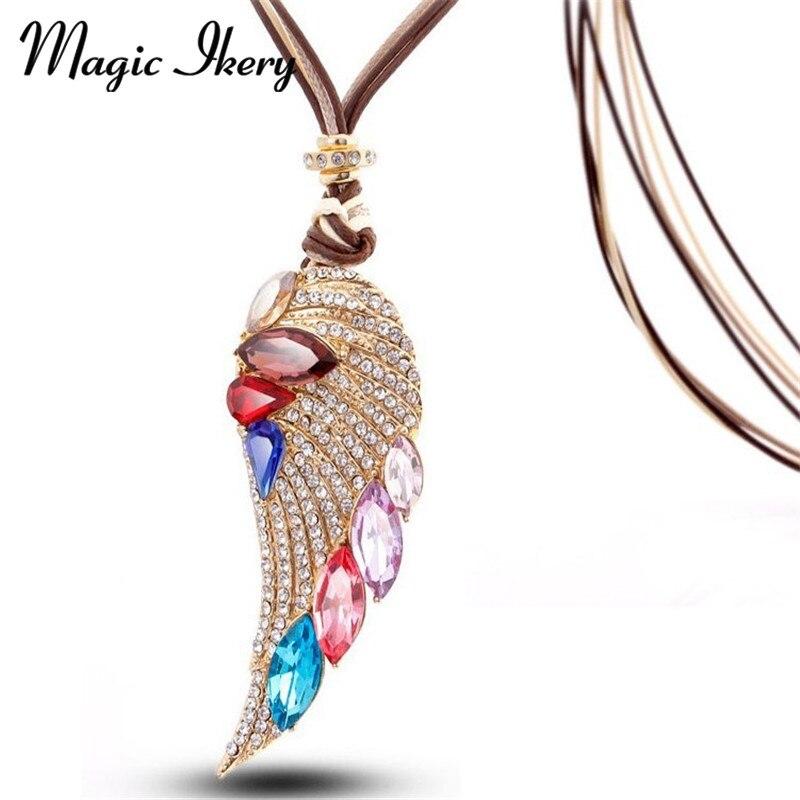 Magic Ikery Νέα 2017 Rose χρυσό χρώμα κρύσταλλο - Κοσμήματα μόδας - Φωτογραφία 4