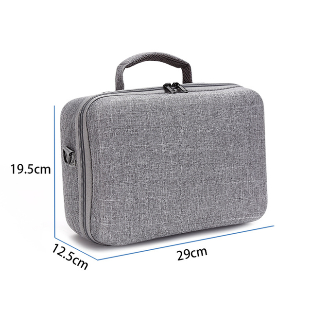 Drone Bags For Fimi X8 SE EVA Hard Storage Case For Xiaomi Fimi X8 SE RC Quadcopter Carrying Portable Bag Protect Accessories 3