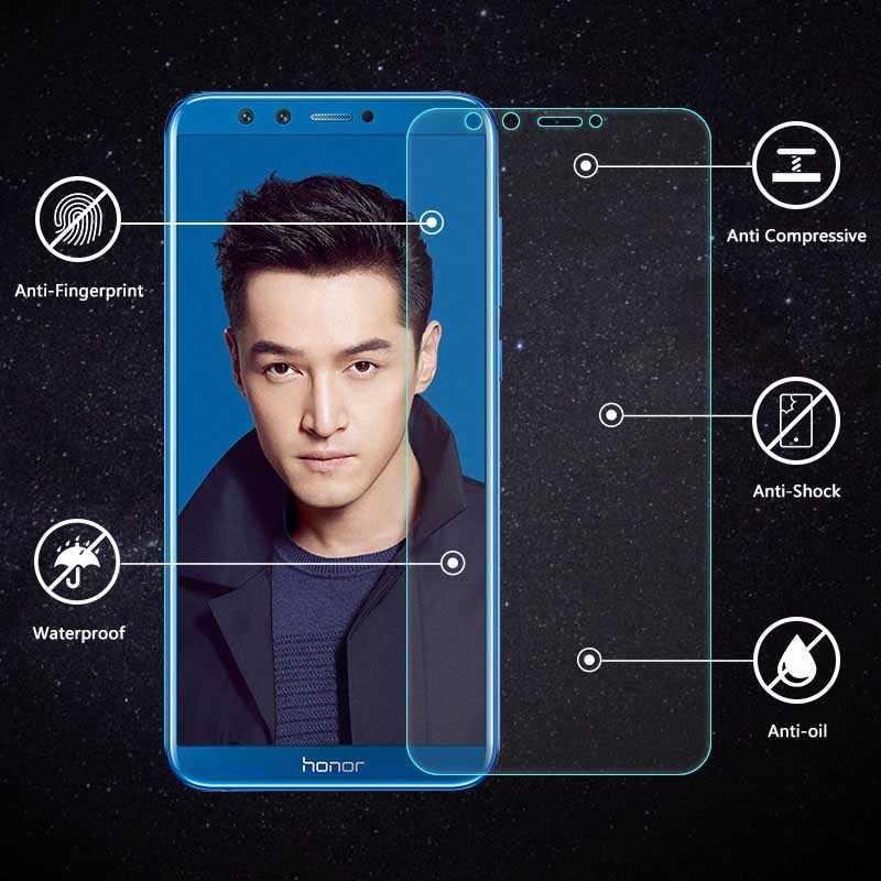 Screen Protector für Huawei Honor 7 V8 8 Pro 7S Gehärtetes Schutz Glas auf Ehre 9 Licht 10 V9 spielen Ansicht 10 9 Lite