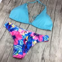 Bandage Bikini Sexy Beach Swimwear Women Swimsuit Bathing Suit Brazilian Bikini Set maillot de bain femme