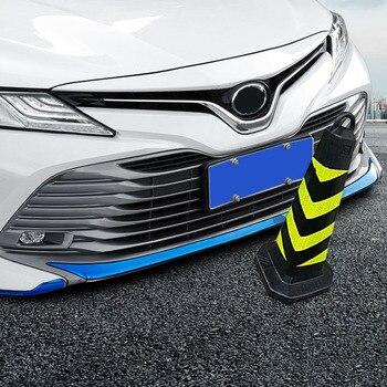 Đồng hồ nam dây thép không gỉ Trước Bảo Vệ Nắp Sương Mù Bao Đúc Bao Viền Cho 18 Xe Toyota Camry 2018 2019