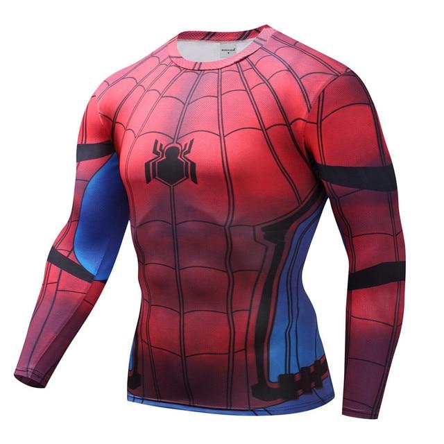 Spiderman T Shirts Men...