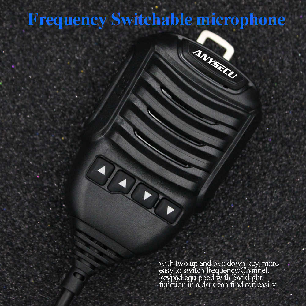 Anysecu CB Radio CB-27 Shortwave Mobile radio 26 965-27 405MHz AM/FM  Citizen brand lisence free 27MHZ shortware radio CB27