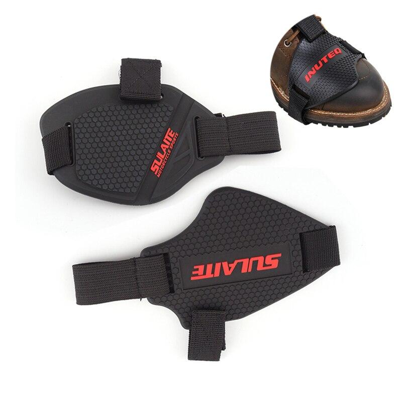 Motorrad Schuhe Schutz Motorrad Getriebe Shifter Schuh Stiefel Protector Motorrad Boot Cover Schützende Getriebe Shift Zubehör