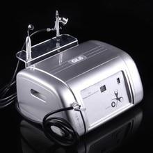 De oxígeno portátil máquina facial/infusión de oxígeno rejuvenecimiento de la piel máquina