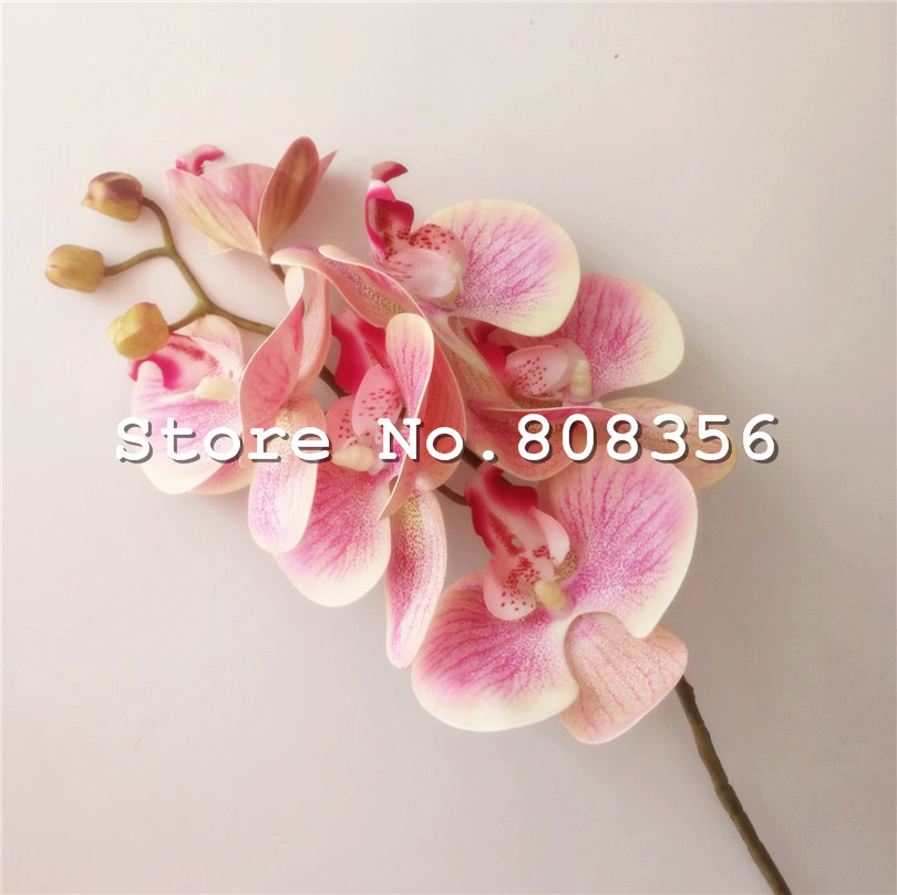 5p real touch orchid flower fake pink cymbidium pu 3d plant orchids 5p real touch orchid flower fake pink cymbidium pu 3d plant orchids phalaenopsis orchids for artificial decorative flowers in artificial dried flowers mightylinksfo