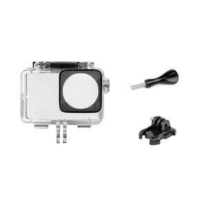 Image 2 - Voor DJI OSMO Actie Camera 60M Waterdichte Behuizing Case Action Camera Accessoires Drijvende Onderwater Beschermende Doos