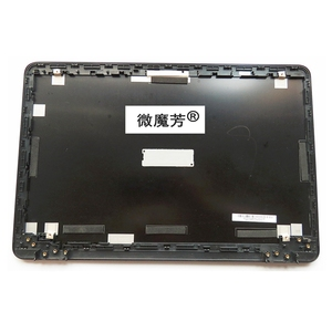 used For ASUS N551 N551JK N551JA N551VW N551JW N551J N551JB N551JK N551JM Laptop Top LCD Back Cover Black A Case black shell