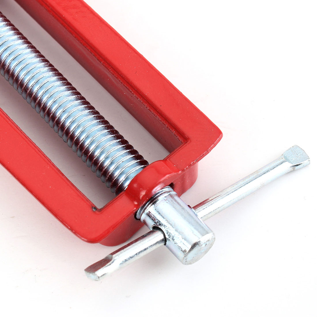 Červený 90 stupňů pravý úhel svěrka 100 mm pokosový / rohový - Sady nástrojů - Fotografie 4