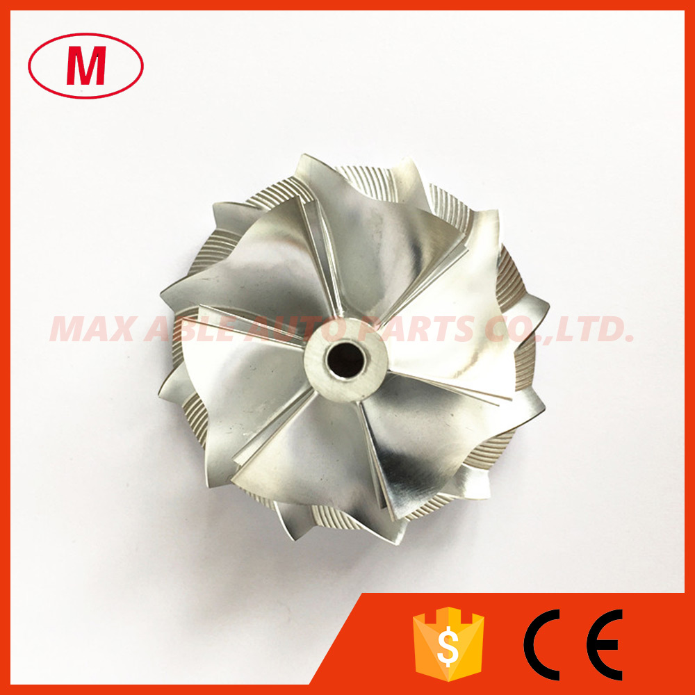 GT15 25 702549 0008HF V1 High Performance Turbocharger Billet Compressor wheel 50 20 65 00mm 6