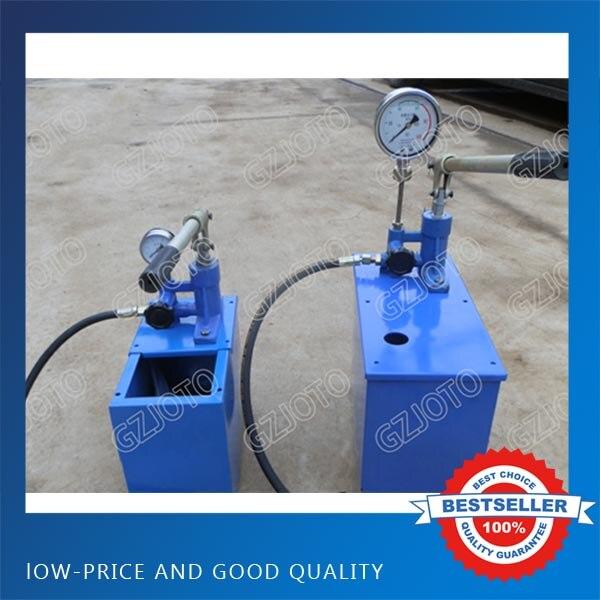 SY 100 ручной насос для испытания давления воды 100MPA