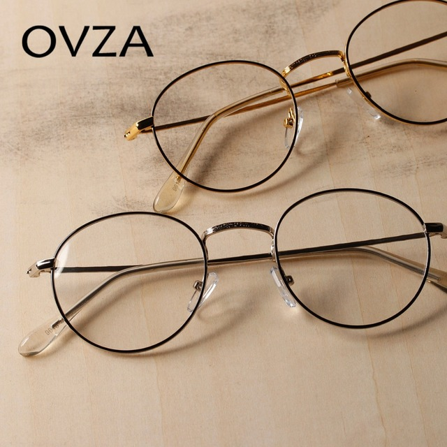 Ovza japanese series handmade glasses frame men women retro round ovza japanese series handmade glasses frame men women retro round metal eyeglasses frame optics glasses high thecheapjerseys Image collections