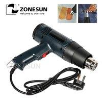 ZONESUN Glue Gun 882 Temperature Adjustable Hand Held 1600W Heat Gun hot air gun heating element