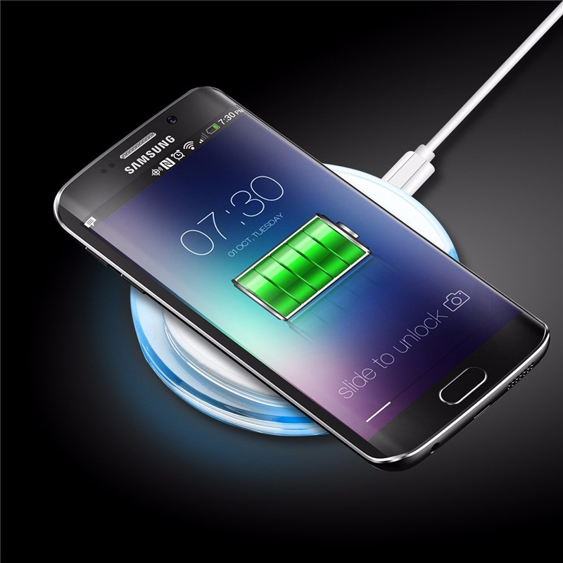 Wireless Charger For Huawei Mate 10 Mate 10 Pro Mate10 Lite Wireless Charger QI Receiver Charging Pad Dock Case Phone Accessory