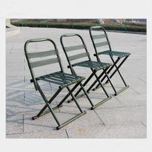 SUFEILE 1 ШТ. Портативный складной стул стул военные взрослый стул для рыбалки открытый поезд скамеечку Мазари стул низкий табурет SY17