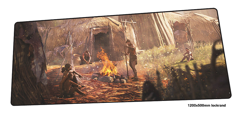 far cry mousepad 1200x500mm cool new gaming mouse pad gamer mat HD pattern game computer desk padmouse keyboard large play mats image