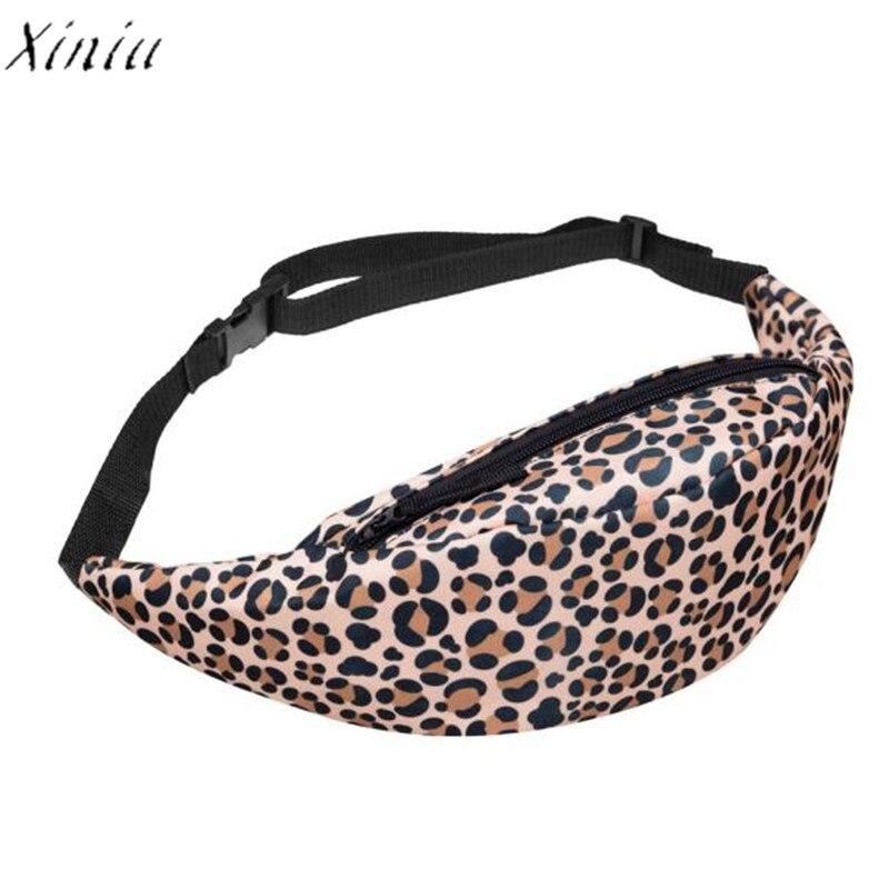 Handbag Fanny-Pack Waist-Bag Hight-Quality Luxury Brand Pouch Chest Round-Belt Fashion