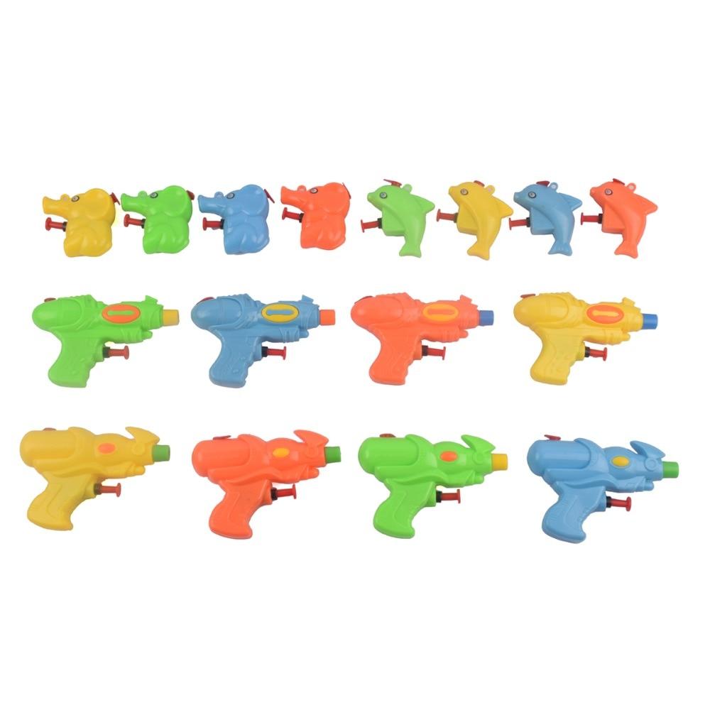 Mini Water Gun Baby Kids Party Garden Bath Toys Little Squirt Gun