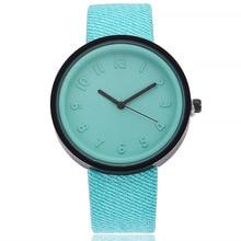 Watches 2018 Sport Casual Quartz Wrist Watches Men Women Watch Saat erkekler Faux Leather Band Female clock Relogio feminino цена 2017